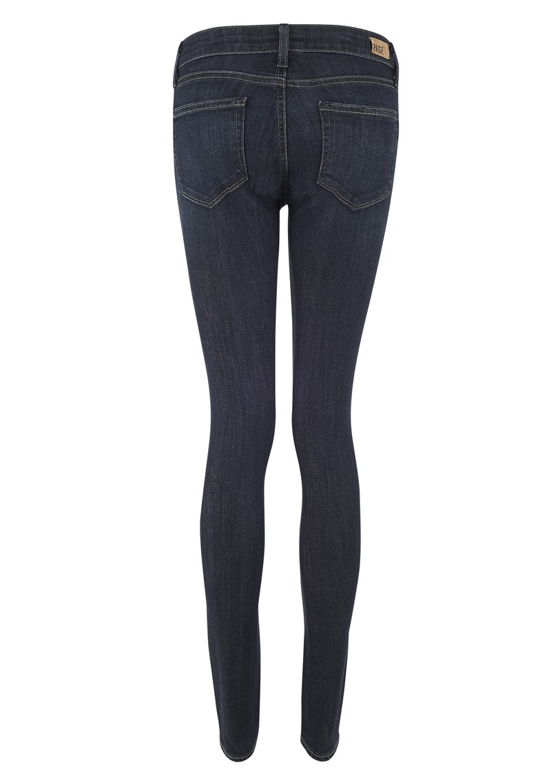 Paige denim edgemont ultra skinny jeans trinity for The edgemont