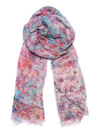 Lily and Lionel Meadow Modal Scarf - Coral