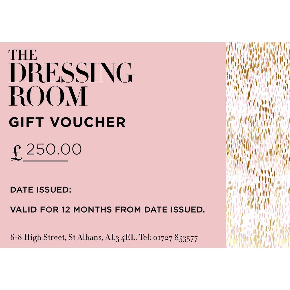 Gift Voucher £250