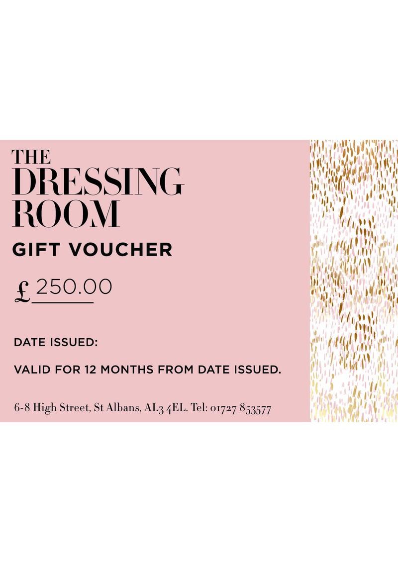 Gift Voucher Gift Voucher £250 main image