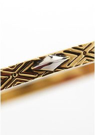 House Of Harlow Marquis Stack Bangle - Gold