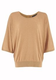 Great Plains Lile Batwing Knit - Camel
