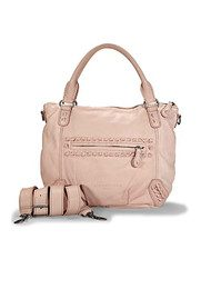 Liebeskind Greta B Leather Bag - Powder