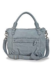 Liebeskind Greta B Leather Bag - Flint