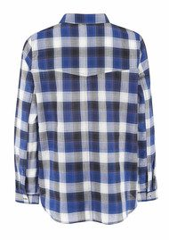 Wen Checked Shirt - Multi