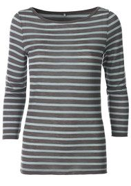 Day Birger et Mikkelsen  Fair Long Sleeve Tee - Iris