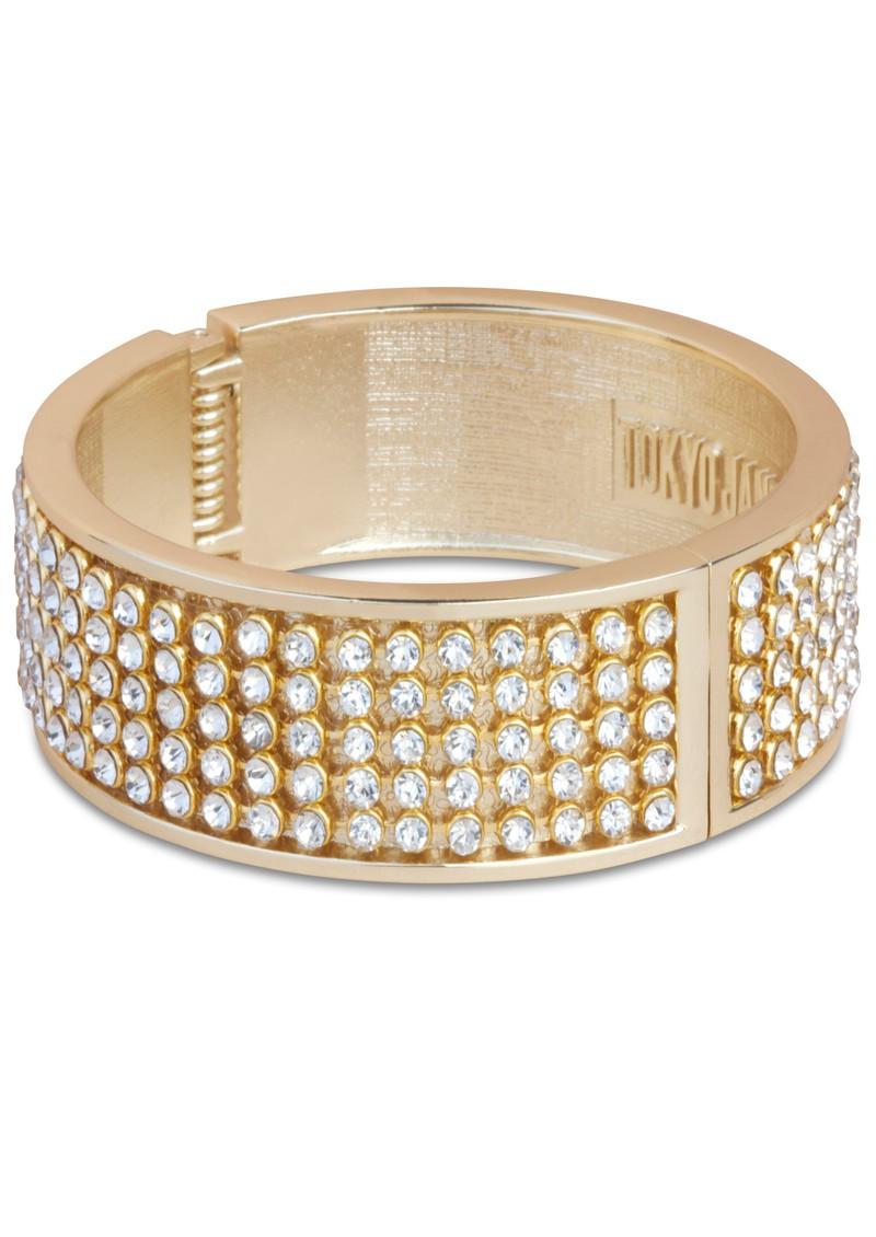 Tokyo Jane Marilyn Glam Bracelet - Gold main image
