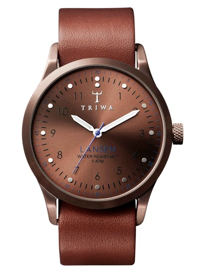 Triwa Lansen Watch - Bronze main image