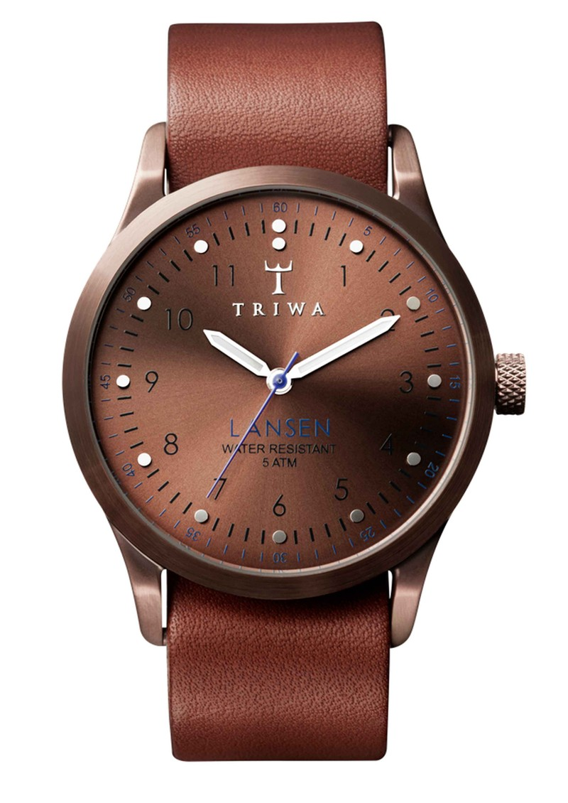 Lansen Watch - Bronze main image