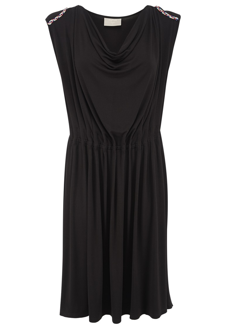 Marrakech Embellished Dress - Black main image