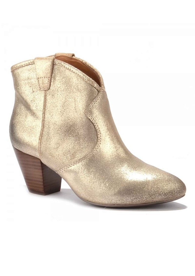 Ash Jalouse Ankle Boots - Platine main image