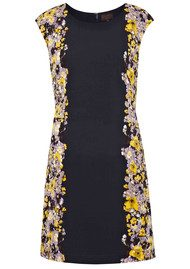Great Plains Gracie Garland Dress - Navy