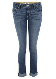 PAIGE DENIM Jimmy Jimmy Skinny Boyfriend Jeans - Tigerlilly