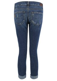 PAIGE DENIM Jimmy Jimmy Crop Boyfriend Jeans - Luca