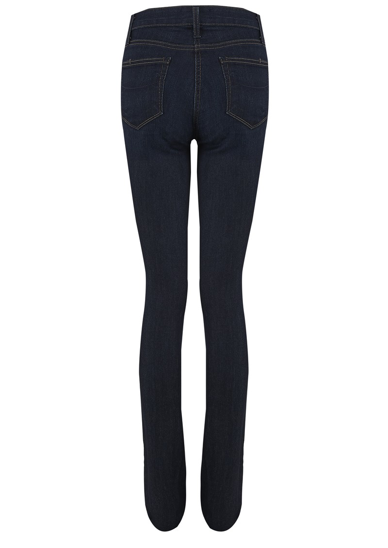 Hoxton High Rise Straight Leg Jeans - Kelly main image