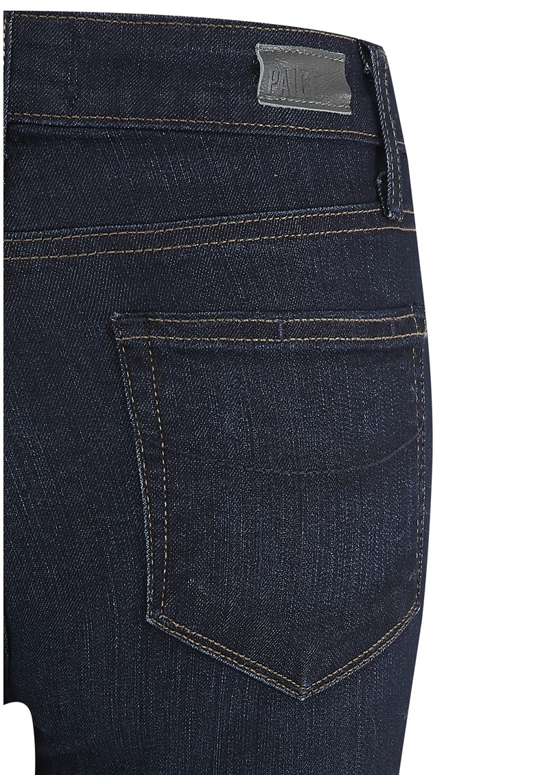 Paige Denim Hoxton High Rise Straight Leg Jeans - Kelly main image