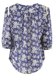 Maison Scotch 3/4 Sleeve Tunic - Combo C