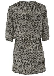 Maison Scotch Printed Silky Dress - Combo D