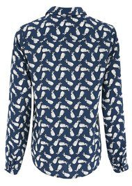 Paul & Joe Sister Carlota Shirt - Marine