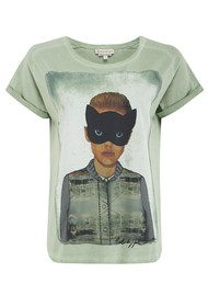 Paul & Joe Sister Incity T Shirt - Green