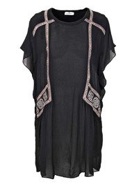 Day Birger et Mikkelsen  Folk Dress - Black