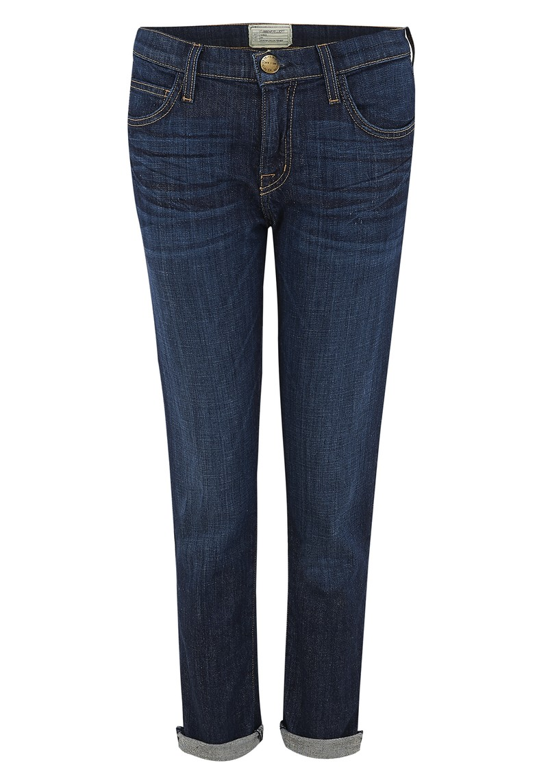 Current/Elliott The Fling Skinny Boyfriend Jeans - Bedford main image