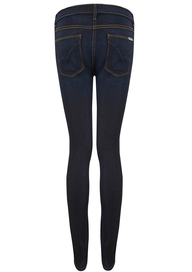 Hudson Jeans Midrise Nico Skinny Jeans - London Calling  main image