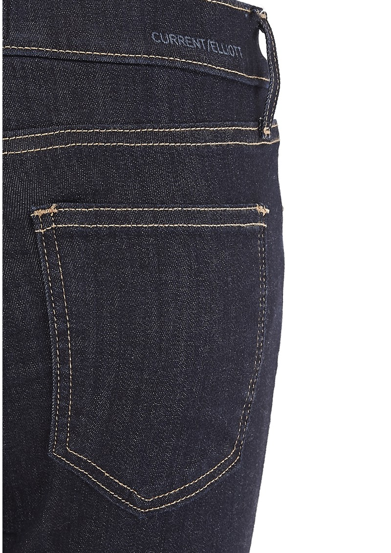 Current/Elliott The High Waist Ankle Skinny Jeans - Rinse main image