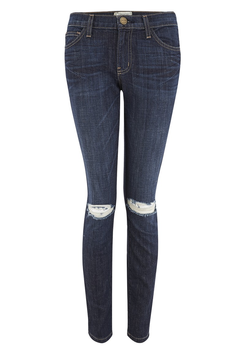 Current/Elliott The Ankle Skinny Jeans - Bedford Destroy  main image