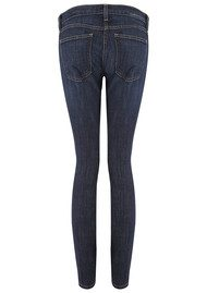 Current/Elliott The Ankle Skinny Jeans - Bedford Destroy