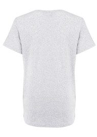 Twist & Tango Elsa Short Sleeve T Shirt - Grey Melange