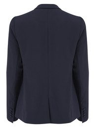 Maison Scotch Twill Sailor Blazer - Night