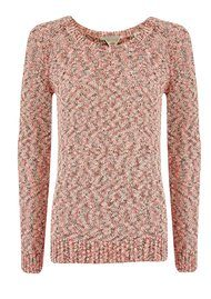 Maison Scotch Pullover Open Knit - Combo B