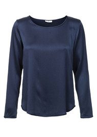 Day Birger et Mikkelsen  Essential Blouse - Metal Blue