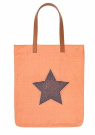 Becksondergaard H Supersize Star Tote Bag - Dusty Peach