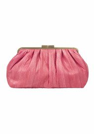 Becksondergaard H Lovely Eel Skin Clutch - Candy Floss