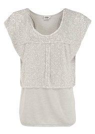 Twist & Tango Trudy Top - Grey