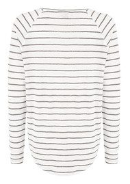 Twist & Tango Cora Sweater - White & Grey