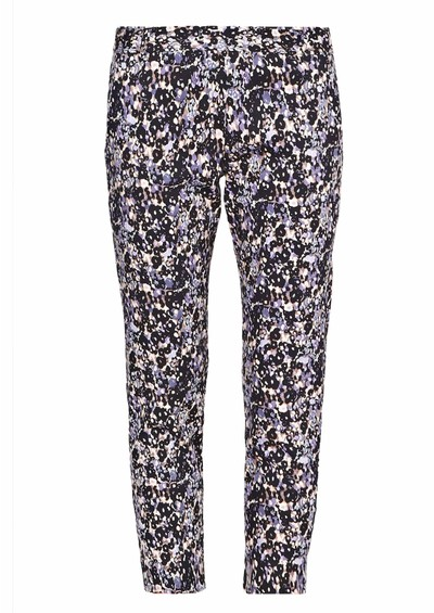 Great Plains Forget Me Not Trousers - Navy main image