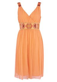Blank Barce Dress - Orange