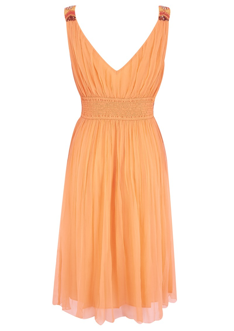 Blank Barce Dress - Orange main image