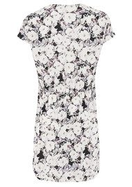 American Vintage Fayeteville Flower Print Dress - Nude Flower