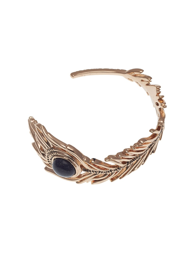 House Of Harlow Eye of Wisdom Cuff - Rose Gold main image