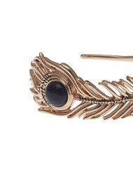 House Of Harlow Eye of Wisdom Cuff - Rose Gold