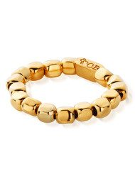 ChloBo Let's Dance Chunk Ring - Gold