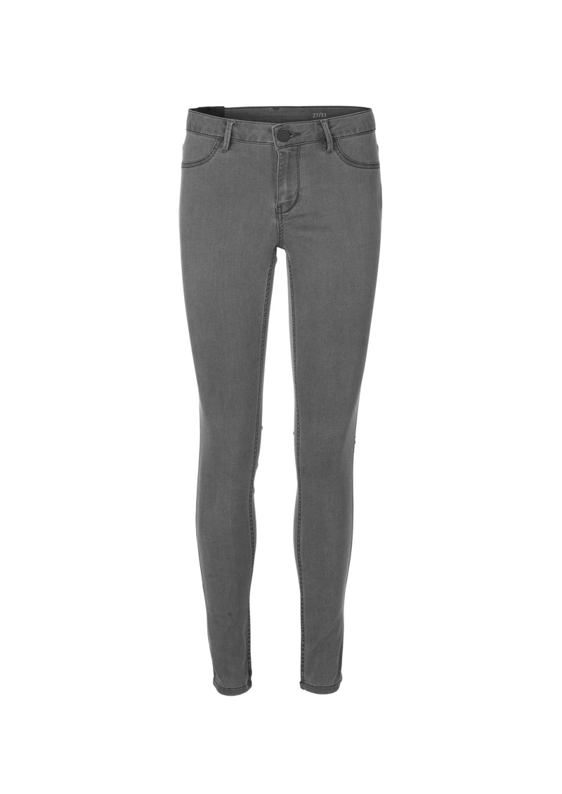 2nd Day Jolie Greyer Skinny Jean - Concrete main image