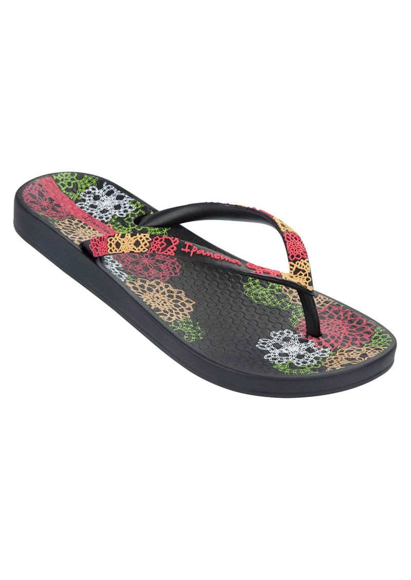 Ipanema Lovely II Flip Flops - Black main image