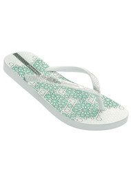 Ipanema Indian II Flip Flops - White