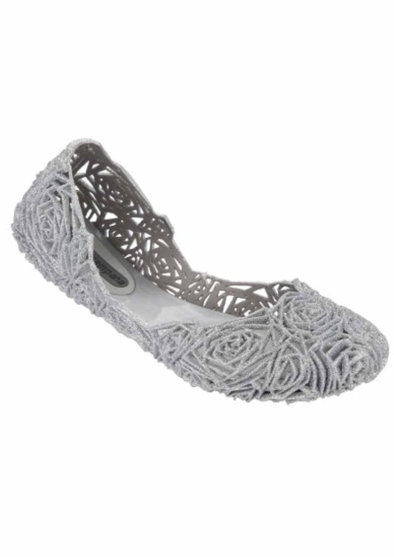 Campana Fitas Flats - Silver main image