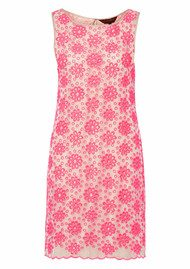 Great Plains Daisy Maisie Dress - Geranium